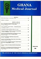 Ghana Medical Journal
