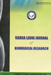 Sierra Leone Journal of Biomedical Research